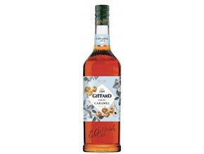 Giffard Caramel - Karamelový sirup 1l