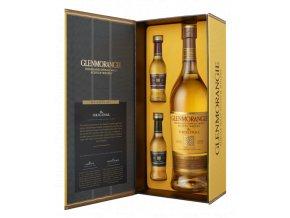 Glenmorangie 10yo 0,7l + 2x 0,05l Pioneer Pack