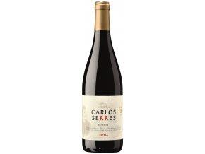 Rioja DOCa Reserva  0,75l  Carlos Serres