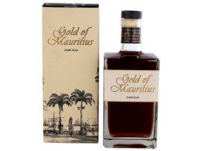 Gold of Mauritius Dark Rum 0,7 l