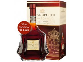 Royal Oporto 40 Years aged Tawny in GiftBox 0,75 l