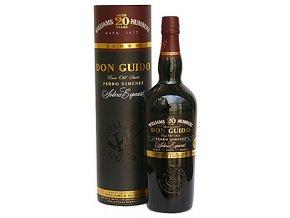 Sherry Pedro Ximenez Don Guido 20 Years Old in GiftBox 0,75l