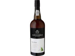 Portské víno J.H. Andresen Fine White Port 0,7l