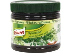 Jemná bylinková pasta Primerba All Intaliana 0,3 Kg Knorr