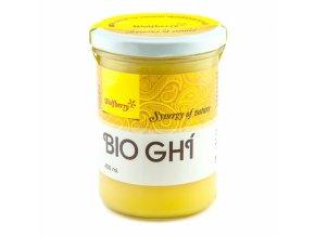 BIO Ghí - přepuštěné máslo 400ml Wolfberry