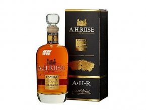 A. H. Riise Family Reserve rum 0,7l 42%
