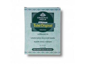 BIO Čaj Tulsi Original Tea - bazalka sypaný 50g Organic India