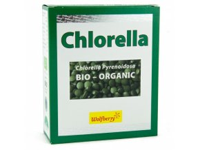 BIO Tablety Chlorella 450 tablet Wolfberry