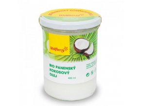BIO Panenský kokosový olej 2,4l Wolfberry