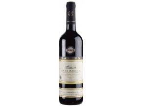 Vinařství Baloun Modrý portugal pozdní sběr 2013 0,75l