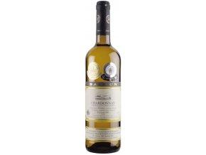 Vinařství Baloun Chardonnay pozdní sběr 2016 0,75l