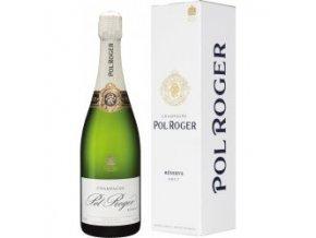 Pol Roger Brut Vintage v dárkovém boxu 2009 0,75l