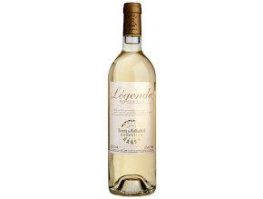 Domaines Barons de Rothschild Lafite Legende Bordeaux Blanc AOC 2015 0,75l