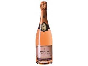 Bouvet Ladubay Cremant de Loire Brut Rose 0,75l