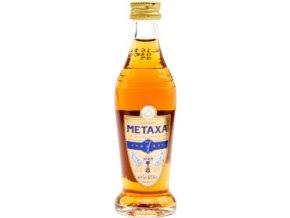 Metaxa 7* 0.05l mini
