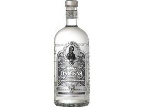 Vodka Carskaja 0,7l 40% stříbrná