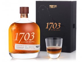 Rum Mount Gay 1703 Master Select 0,7 l