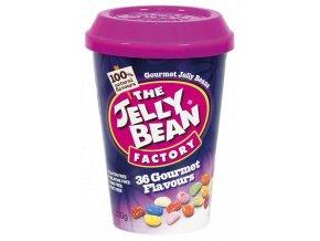 Jelly Bean Gourmet Mix - želé fazolky gourmet mix kelímek 200g