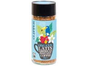 Bio Clipper Organic Latin American Instant Coffee - Instantní káva Latin American 100g