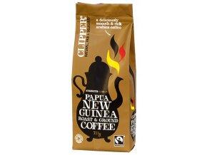 Bio Clipper Papua New Guinea roast coffee - Pražená mletá káva Papua New Guinea 225g