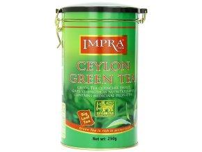 Čaj Impra Zelený čaj velkolistý  250 g