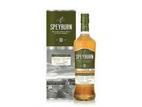 Whisky Speyburn 10YO Single malt 40% 0,7l