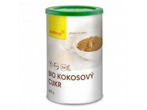 Kokosový cukr Wolfberry BIO 600 g v papírové dóze