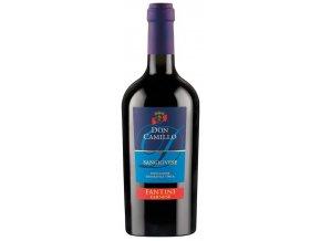 """Farnese Vini """"Don Camillo"""" Sangiovese Terre di Chieti IGT suché 0,75 l"""