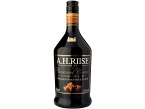 A. H. Riise Caramel Cream Liquer & Sea Salt 17% 0,7l