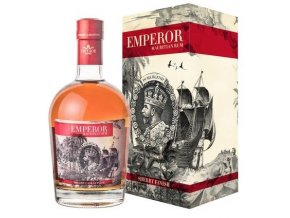 sherry finish emperor rum 31