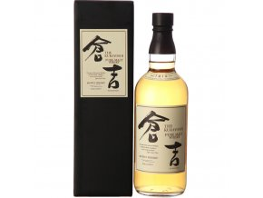 Whisky Kurayoshi Pure Malt Japanese v dárkovém balení 43% 0,7l