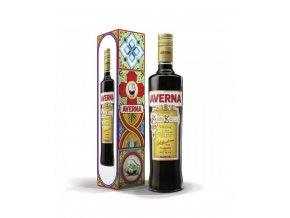 Averna Amaro Siciliano - bylinný likér v plechové dóze 29% 0,7l