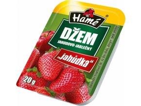Džem Jablečno-Jahodový 20g Hamé