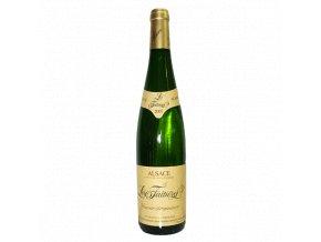 Les Faitieres Gewurztraminer 2012 - bílé víno 0,75l Cave d Orschwiller