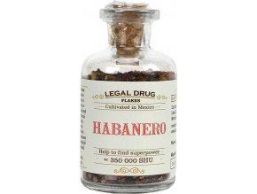 Koření chilli Habanero vločky 16g