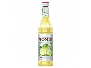 Monin Rantcho Lime - Limetková šťáva  40% 1l