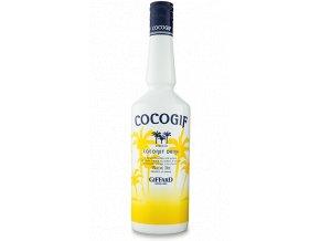 GIFFARD Cocogif liquer - likér z příchutí kokosu 18% 0,7l