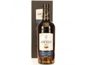 Ron Abuelo 15 Anos Tawny Port Cask Finish 40% 0,7 l