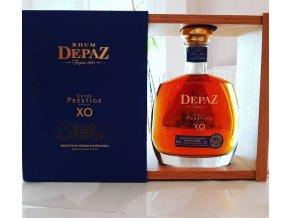 Rum Depaz XO Cuvée Prestige Martinique v dárkovém balení 45% 0,7l