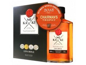 Kamiki Japanese whisky 0,5l