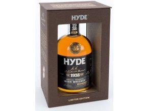 Hyde Whiskey Sherry NO6 18+8YO - Presidentes Reserve v dárkovém balení 46% 0,7l
