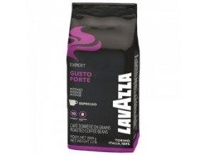 Káva Lavazza  Expert Gusto Forte 1kg zrno