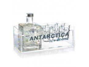 Godet Antarctica 0,5l 40% se skleničkami