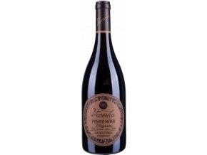 Rodinné vinařství Libor Veverka Pinot Noir Minimum - výběr z hroznů 2015 0,75l
