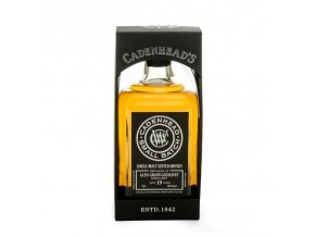 Whisky Tomintoul- Glenlivet 12YO 55,5% 0,7l