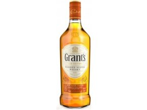 Grants Rum Cask Finish 40% 0,7 l