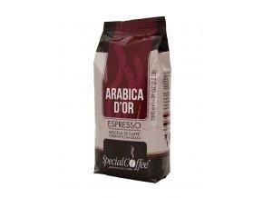 168 specialcoffee arabica d oro 100 arabica 1 kg zrnkova kava
