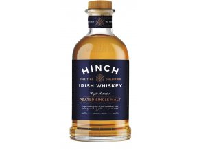 48425 whisky hinch peated single malt 43 0 7l