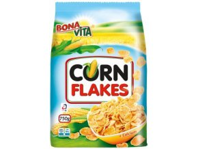 49424 cornflakes kukuricne lupinky 750g bonavita