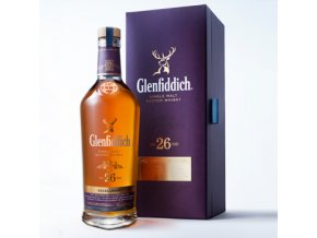 Glenfiddich 26 let Malt 43% 0,7 l